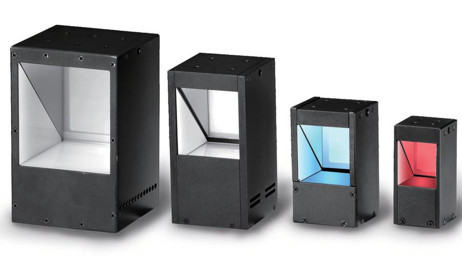 视觉光源滤光片产品图