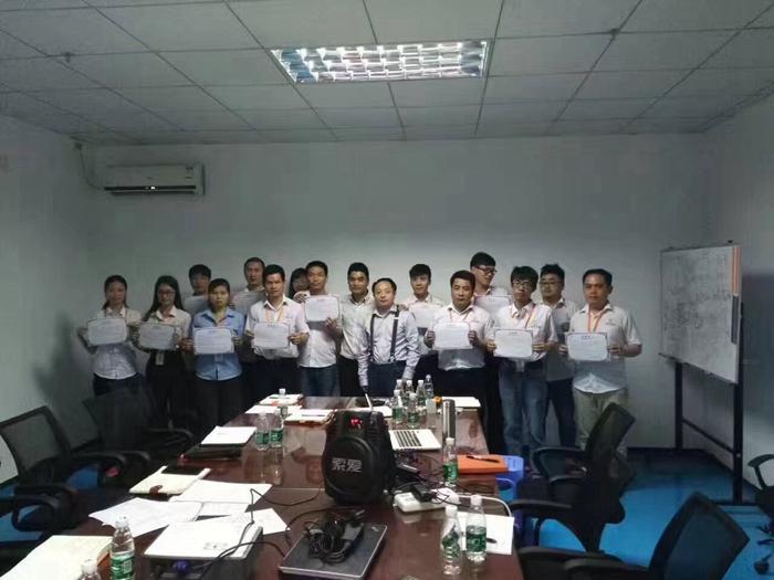 ISO体系培训课程
