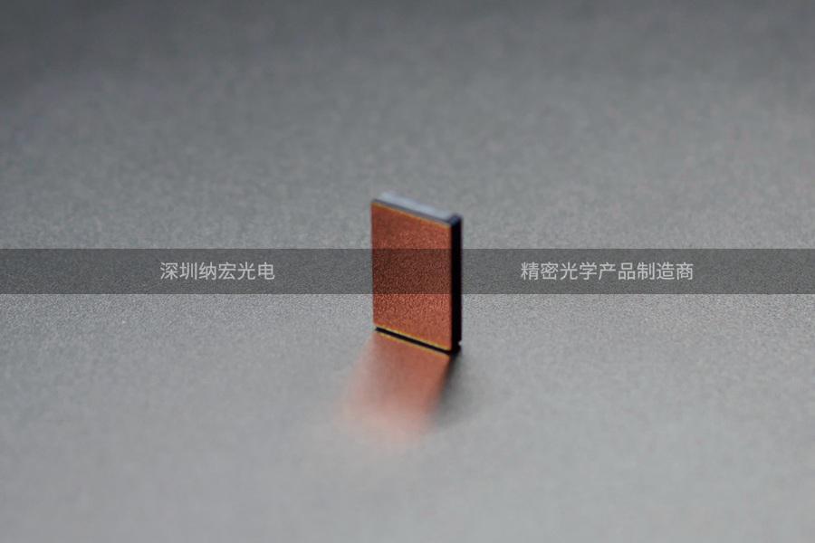 激光镀金反射镜实物图