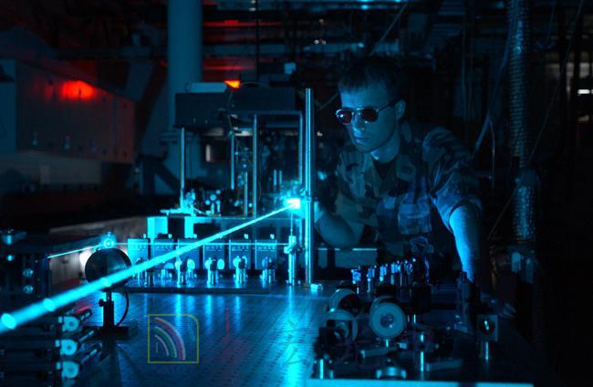 激光反射镜的运用
