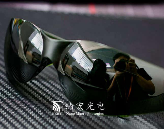 532nm激光防护眼睛