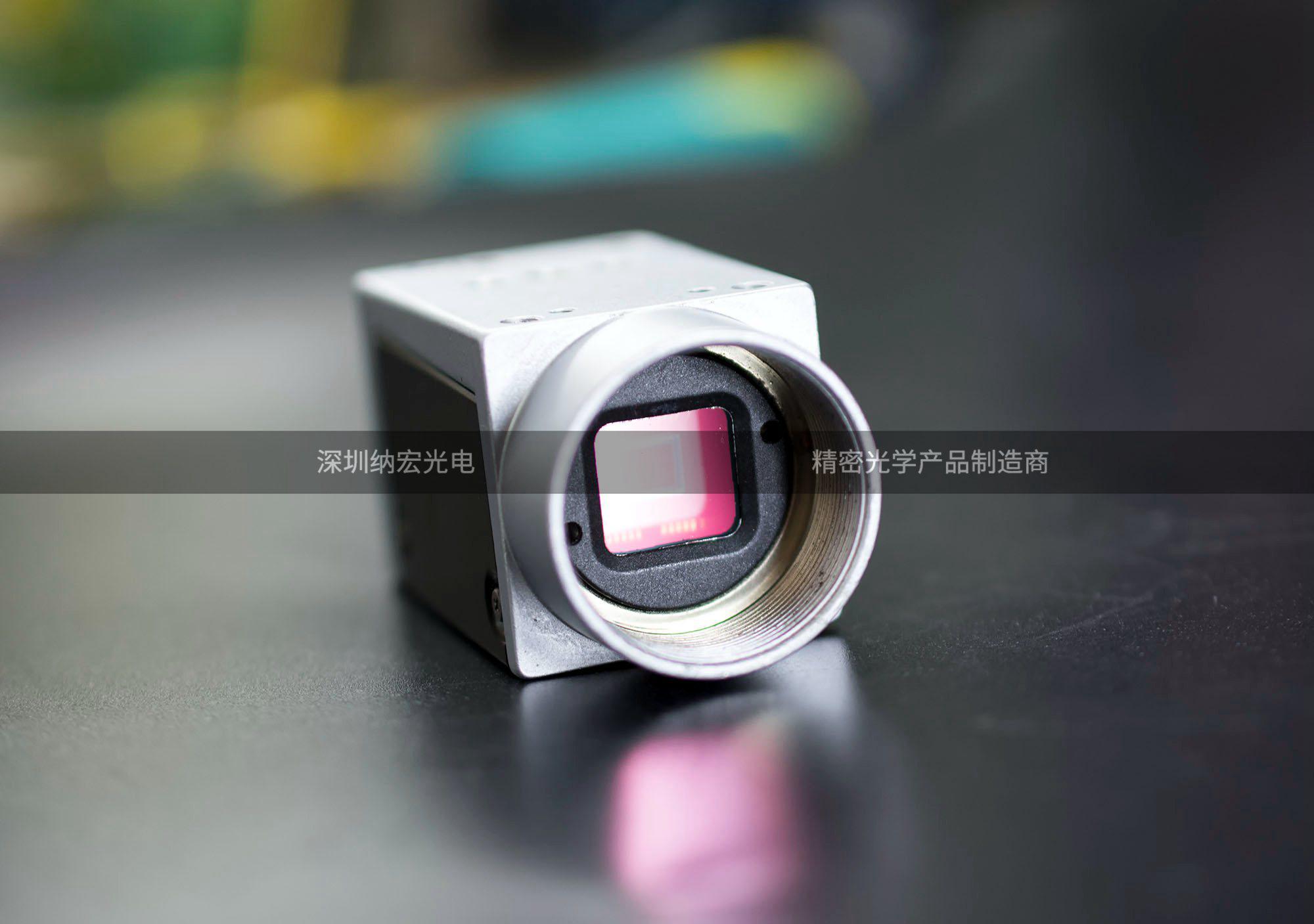 工业相机实物图