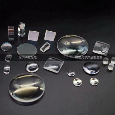 光学双凹透镜