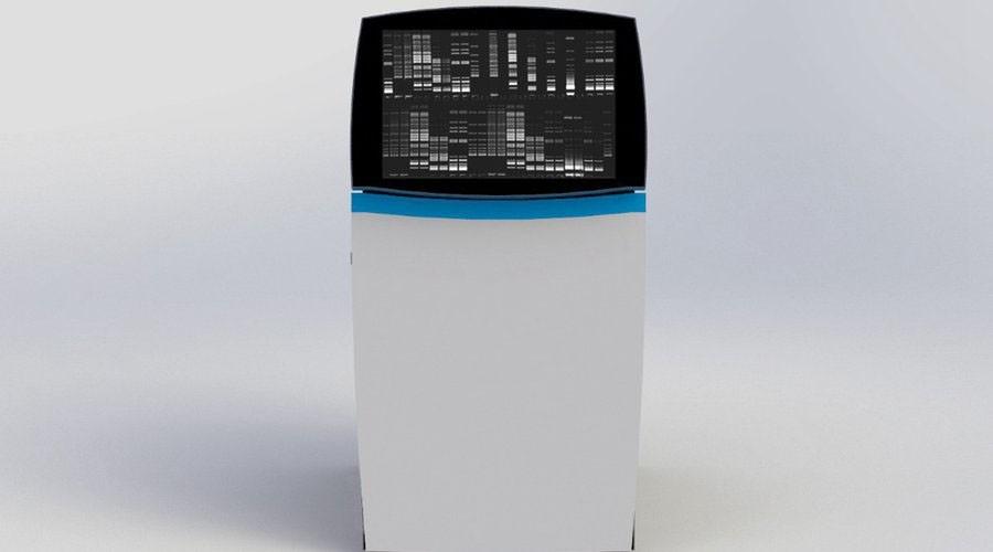 数字凝胶成像滤光片解决方案
